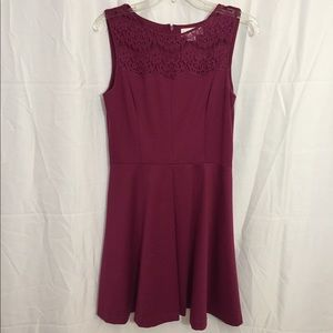 Jessica Simpson Fit and Flare Dress